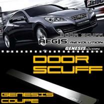 [AEGIS] Genesis Coupe Super Deluxe SUS304 Stainless Doorscuff