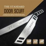[DXSOAUTO] Hyundai All New Tucson - The Standard AL Door Sill Scuff Plates Set