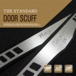 [DXSOAUTO] Hyundai The New Tucson ix - The Standard AL Door Sill Scuff Plates Set