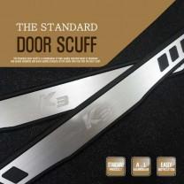 [DXSOAUTO] KIA K3 - The Standard AL Door Sill Scuff Plates Set