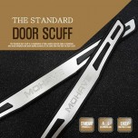 [DXSOAUTO] KIA Mohave​ - The Standard AL Door Sill Scuff Plates Set