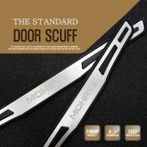 [DXSOAUTO] KIA Mohave - The Standard AL Door Sill Scuff Plates Set