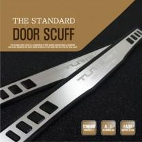 [DXSOAUTO] SsangYong Korando Turismo - The Standard AL Door Sill Scuff Plates Set