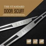 [DXSOAUTO] SsangYong Tivoli - The Standard AL Door Sill Scuff Plates Set