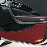 [HADES] KIA K7 High Quality Premium Door Cover  - 4PCS