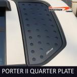 [RACETECH] Hyundai Porter II - 3D Quarter Glass Plate Set