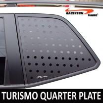 [RACETECH] SsangYong Korando Turismo - 3D Quarter Glass Plate Set