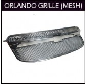 [GREENTECH] Chevrolet Orlando - ABS Sports Radiator Tuning Grille (Mesh Type)