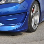 [M&S] Hyundai Genesis Coupe New Front Bumper Night Road Guard Wing Type