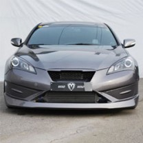 [M&S] Hyundai Genesis Coupe - New Front Bumper Night Road
