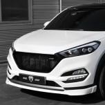 [M&S] Hyundai All New Tucson TL - Front Lip Aeroparts