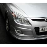 [RIMTEC] Hyundai i30 - Front Bumper Lip Set