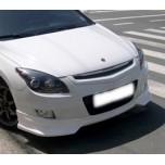 [ZEST] Hyundai i30 - Front Lip Aeroparts Set