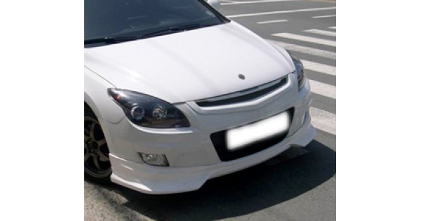Hyundai Accent Rb Tuning >> Aero Parts : [ZEST] Hyundai i30 - Front Lip Aeroparts Set