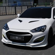 [M&S] Hyundai New Genesis Coupe - Front Lip Kit