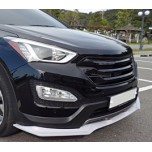 [Tune-UP R&D] Hyundai Santa Fe DM - Front Lip Aeroparts Set