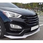[Tune-UP R&D] Hyundai Santa Fe DM - Front Lip Aeroparts Set