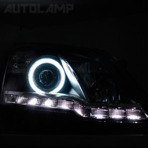 [AUTO LAMP] Honda CR-V - CCFL LED Angel Eye Headlights Set