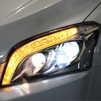 [AUTO LAMP] Chevrolet Trax - Benz New S-Class Style Ver.3 Headlights Set