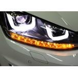 [AUTO LAMP] Volkswagen Golf 7  - Dual Projector Full LED UU Headlights Set