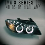 [AUTO LAMP] BMW E90 - LED Projector Headlights