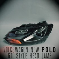 [AUTO LAMP] Volkswagen Polo  - LED Projector Headlights