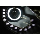 [AUTO LAMP] Volkswagen Polo  - LED CCFL Light Bar Projector Headlights