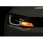 [AUTO LAMP] Volkswagen Jetta  - LED Light Bar Headlights