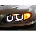 [AUTO LAMP] BMW E46 3Series - LED UU Style Projector Headlights