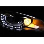 [AUTO LAMP] Volkswagen Golf 6  - R20 GTI Style 15LED Headlights Set