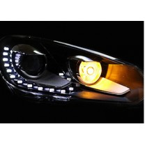 [AUTO LAMP] Volkswagen Golf 6  - R20 GTI Style 15LED Headlights Set