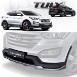 Передняя юбка TUIX - Hyundai Santa Fe DM (MOBIS)