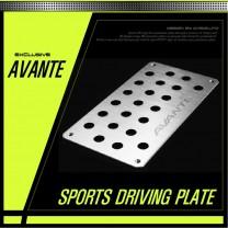 [DXSOAUTO] Hyundai Avante MD - Sports Driving Plate
