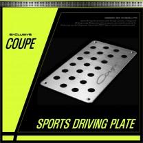 [DXSOAUTO] Hyundai Genesis Coupe - Sports Driving Plate