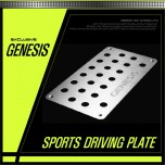 [DXSOAUTO] Hyundai Genesis - Sports Driving Plate