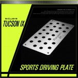 [DXSOAUTO] Hyundai Tucson ix - Sports Driving Plate