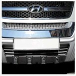 [HANIL] Hyundai Grand Starex - Front & Rear Bumper Guard / Side Step / Door Garnish Set