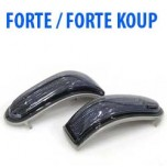 [SUPER I] KIA Forte / Koup  - GENESIS Style Side Mirror LED Repeater (Smoked)