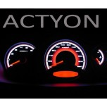 [RUBICON] SsangYong Actyon - Rubicon Cluster LED Tuning Panel