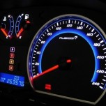 [RUBICON] Hyundai New EF Sonata - Rubicon Cluster LED Tuning Panel Ver.2 (Blue)