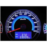 [RUBICON] Hyundai Santa Fe CM - Rubicon Cluster LED Tuning Panel Ver.2 (BLUE)