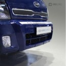 [GEOBIN] KIA Bongo III​ - Secondary Bumper Guard