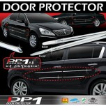 [AUTO CLOVER] KIA All New Morning - DP-1 A-Line Door Protector Set (D153)