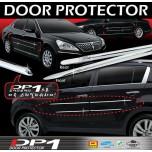 [AUTO CLOVER] Hyundai Grandeur TG - DP-1 A-Line Door Protector Set (D105)