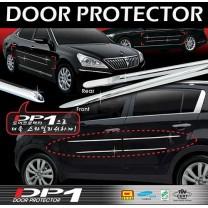 [AUTO CLOVER] Hyundai YF Sonata - DP-1 B-Line Door Protector Set (D112)