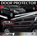 [AUTO CLOVER] Hyundai NF Sonata Transform - DP-1 B-Line Door Protector Set (D101)