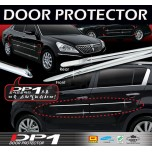[AUTO CLOVER] SsangYong Actyon Sports - DP-1 B-Line Door Protector Set (D415)