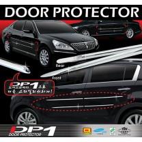 [AUTO CLOVER] Hyundai NF Sonata Transform - DP-1 C-Line Door Protector Set (D102)
