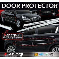 [AUTO CLOVER] KIA Forte - DP-1 C-Line Door Protector Set (D185)