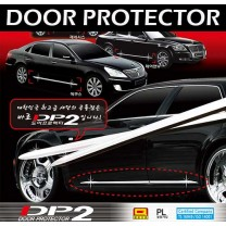 [AUTO CLOVER] Hyundai Grand Starex - DP-2 A-Line Door Protector Set (D222)